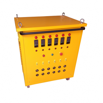 50kva Transformer heat treatment machine  model: TDWK-50KVA